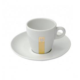 Tasses cappuccino & thé Ovales