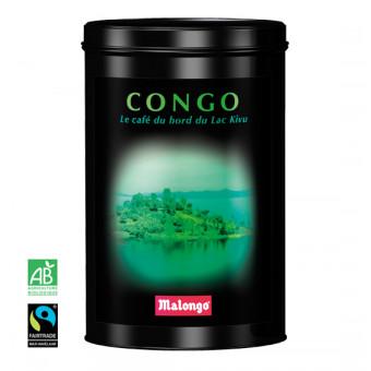 Café moulu Congo