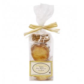 Galletas finas de mantequilla y sal de Guérande Le Dréan