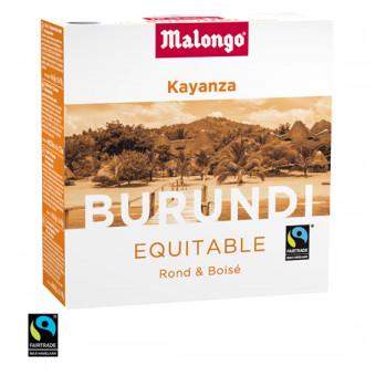 Doses Burundi