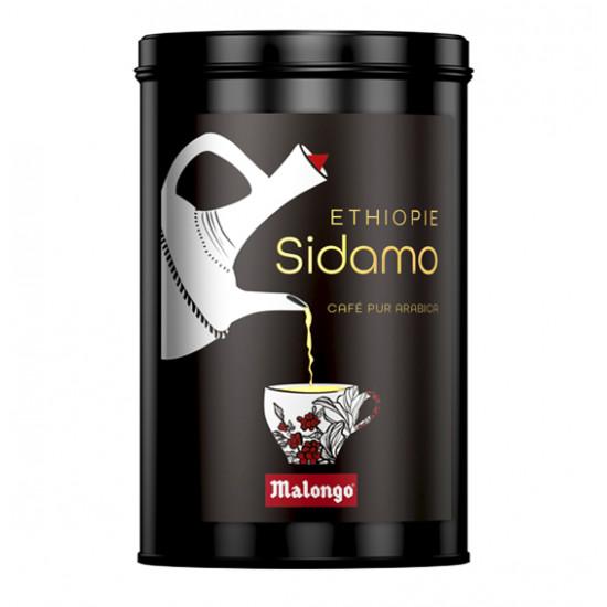 Café moulu Ethiopie Sidamo