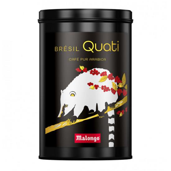 Café moulu Brésil Quati