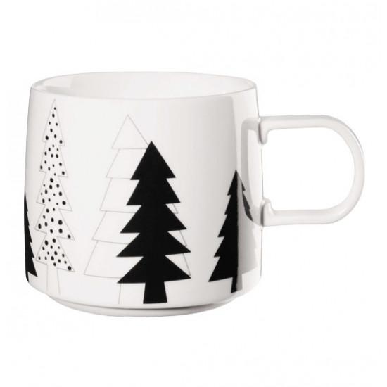 Mug Café Asa Arbres de Noël