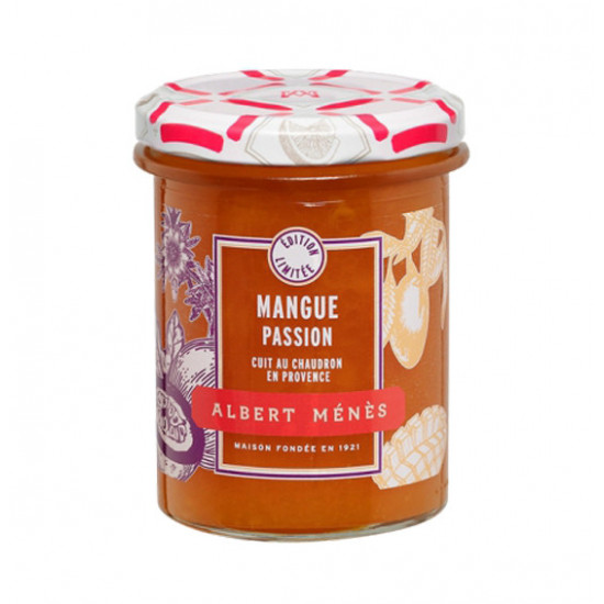 Confiture Mangue - Passion Albert Ménès