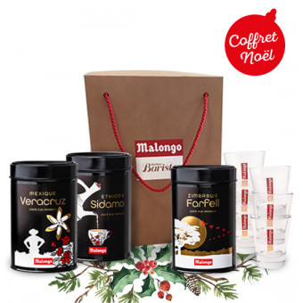 Coffret Café Moulu Plantation