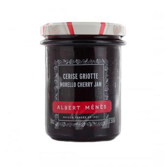 Confiture Cerise Griotte Albert Ménès
