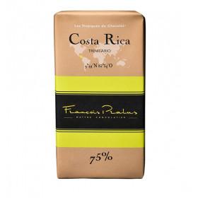 Barra de chocolate Pralus deCosta Rica