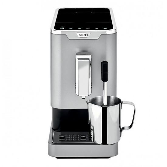 Máquina Scott Slimissimo & Milk Silver