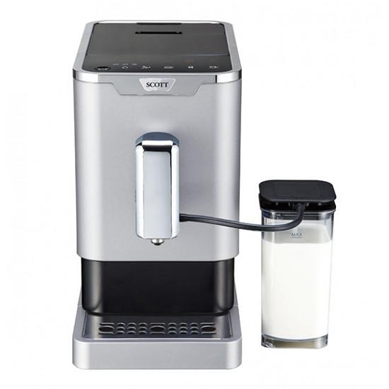 Máquina Scott Slimissimo Intense Milk Silver