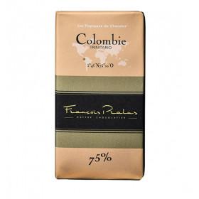 Barra de chocolate Pralus deColombia