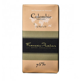 Tablette Chocolat Colombie Pralus