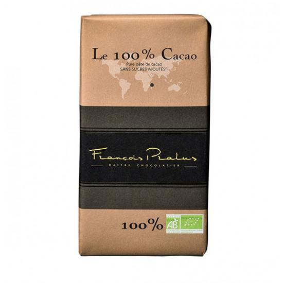 Tablette Chocolat Le 100% Pralus