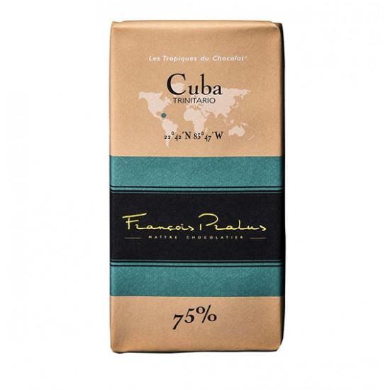 Tablette Chocolat Cuba Pralus