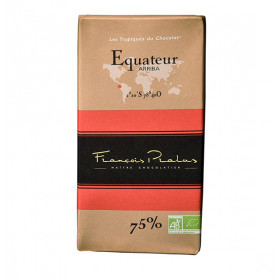 Barra de chocolate Pralus deEcuador