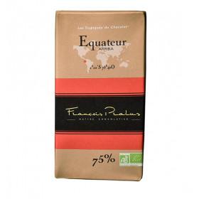 Tablette Chocolat Equateur Pralus