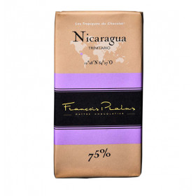 Tablette Chocolat Nicaragua Pralus
