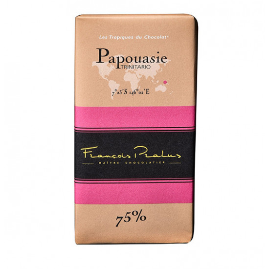 Tablette Chocolat Papouasie Pralus