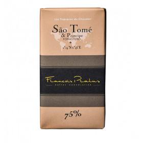 Tablette Chocolat Sao Tomé Pralus