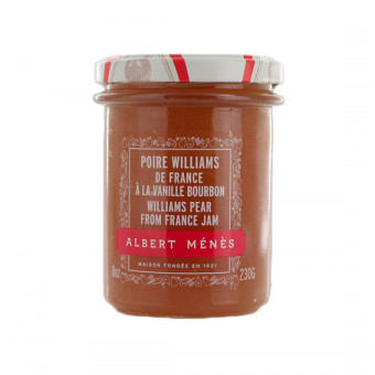 Confiture Poire Williams Albert Ménès