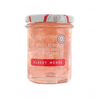 Confit Pétales de Rose de Provence Albert Ménès