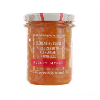 Marmelade Clémentine Corse  Albert Ménès