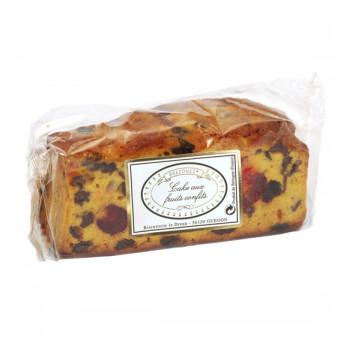Cake fruits confits et Rhum Le Dréan
