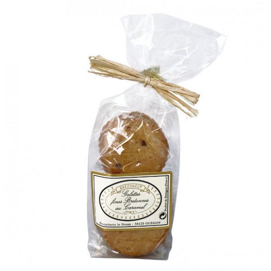 Galletas bretonas de caramelo Le Dréan
