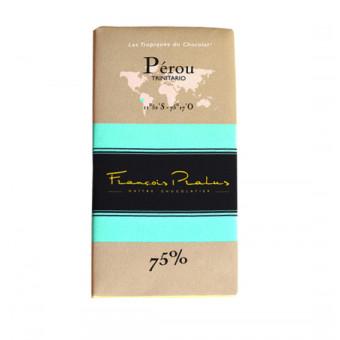 Tablette Chocolat Pérou Pralus