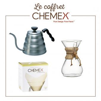 Coffret Filtration Chemex