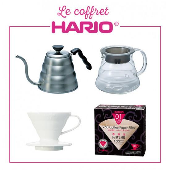Coffret Filtration Hario V60