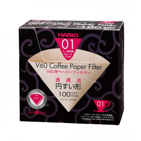 Filtres Hario V60 1-2 tasses