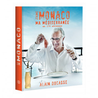 Livre J'aime Monaco