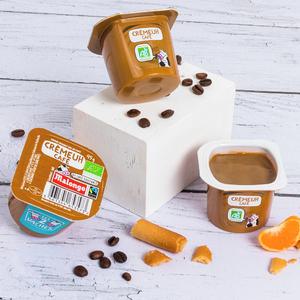 Les 2 Vaches et Malongo ont la passion du produit et l'intransigeance sur sa qualité. L'objectif : réaliser une crème dessert révélant le goût authentique du café, pour redonner ses lettres de noblesse à cette saveur trop souvent artificielle dans les desserts. #Malongo #CafesMalongo #Cafe #Lait2vaches #Bio
