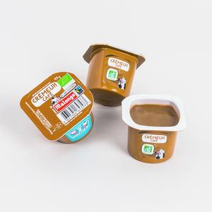 Le Crèmeuh Malongo X @Les2vaches est un partenariat placé sous le signe du bio, de l'équitable et du gout : les trois piliers communs aux deux marques. On y retrouve seulement 6 ingrédients dans un désir de simplicité : du lait entier, du sucre de canne, de la crème de lait, de l'amidon de maïs pour la texture, du lait écrémé en poudre et du café ! Résultat : une crème dessert bio et équitable révélant le goût authentique du café ! #Malongo #CafésMalongo #Lait2vaches #Cafe #Equitable #CommerceEquitable #FairTrade #bio