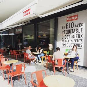 Nous sommes ravis de vous retrouver en terrasse autour d'un bon café ! ☕️☀️ #Malongo #CafesMalongo #Café #Coffee #Réouverture #Terrasse