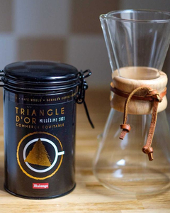 Notre Millésime 2021 Triangle d'or promet une douce harmonie entre les cafés Myanmar, Laos et Yunnan. Un cru aux arômes complexes, remarquables et pétillants, doté de fines notes de réglisse accentuant sa belle longueur en bouche. À retrouver en boutiques ou sur notre site. #Malongo #CafésMalongo #CommerceEquitable #Millesime2021 #Coffeelover © @adrienfoodinparis