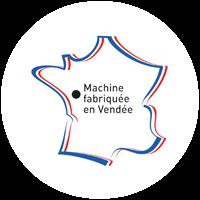 Notre machine à café est fabriquée en Vendée